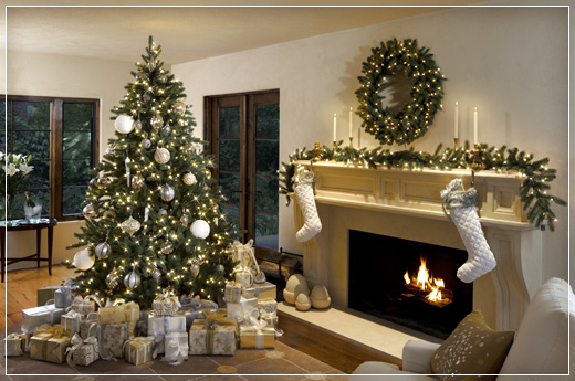 how to choose a color theme for the holidays   balsam hill
