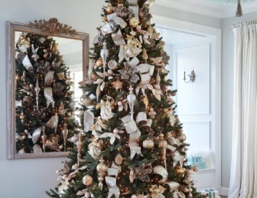 Balsam Hill Vermont White Spruce Artificial Christmas Tree