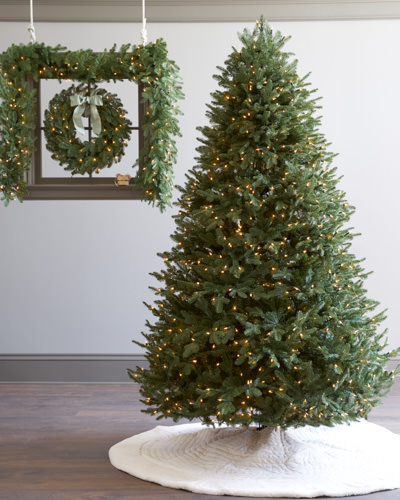 The BH Balsam Fir™ tree and foliage