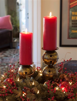 Remarkable Gorgeous Christmas Centerpieces Balsam Hill Blog Balsam Home Interior And Landscaping Ologienasavecom
