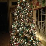 Our Family Room Tree