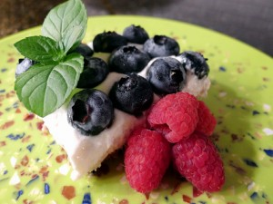 Cheesecake for Memorial Day
