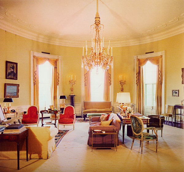 The Yellow Oval Room