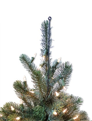 Balsam Hill's Tree Topper Extension Kit