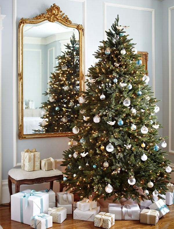 how to choose an artificial christmas tree easy elegance with instant evergreens. Black Bedroom Furniture Sets. Home Design Ideas