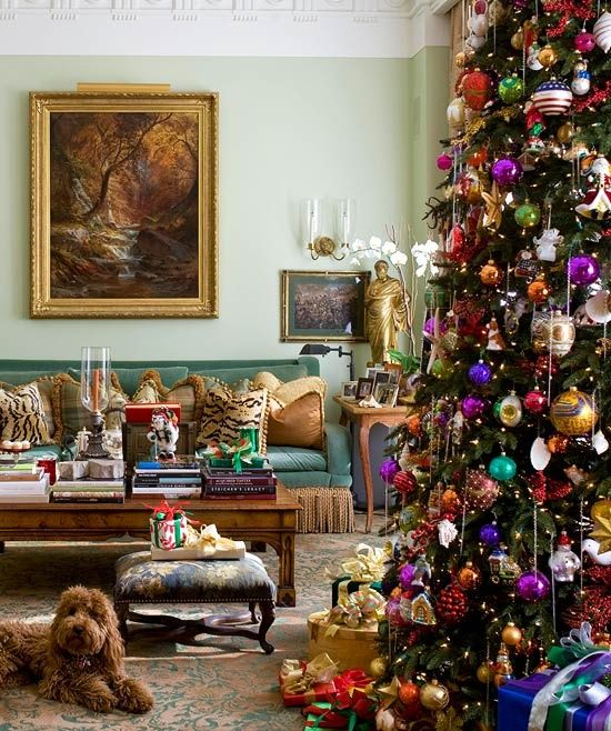 9 christmas color combinations beyond red and green - What are jewel tones ...