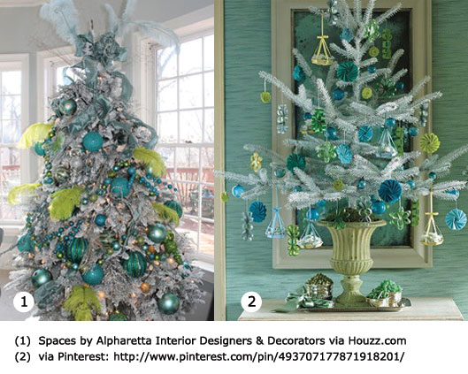 9 Christmas Color Combinations Beyond Red And Green