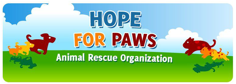 Hope for Paws: Animal Rescue Organization
