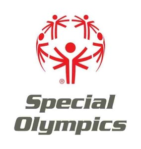 Christmas in July charity recipient: Special olympics logo