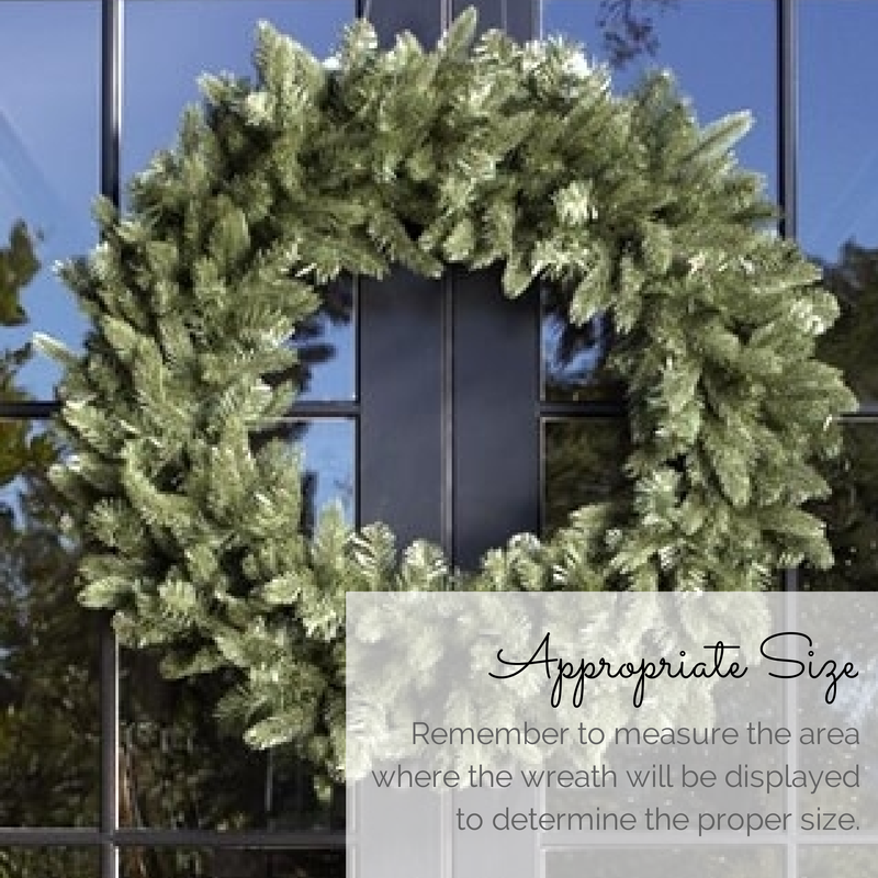 Balsam Hill's Jefferson Double-door Wreath