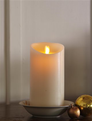 Balsam Hill's Battery-Operated Candles