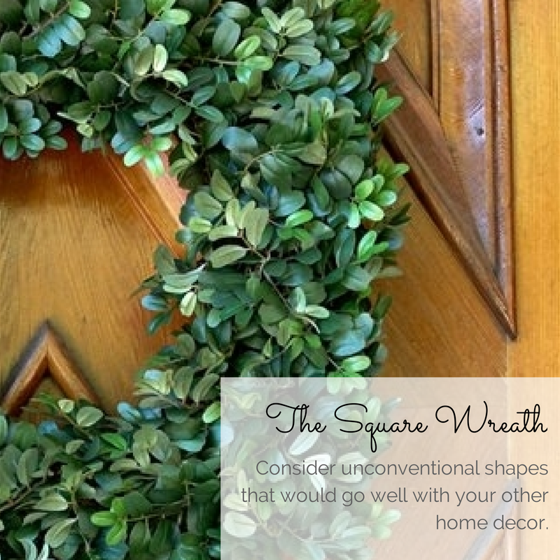 Balsam Hill's English Boxwood Wreath