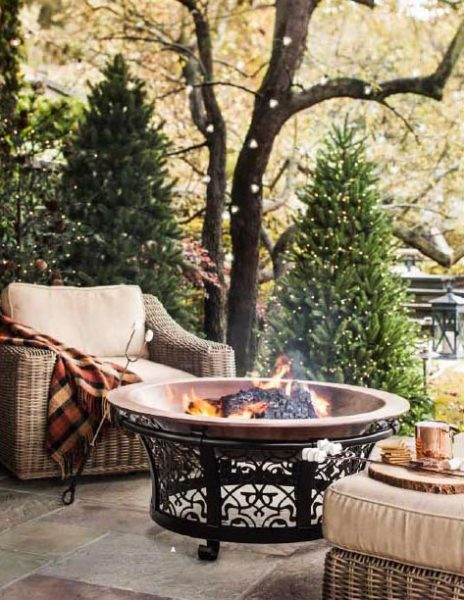 My Balsam Hill Home: An Elegant Outdoor Escape