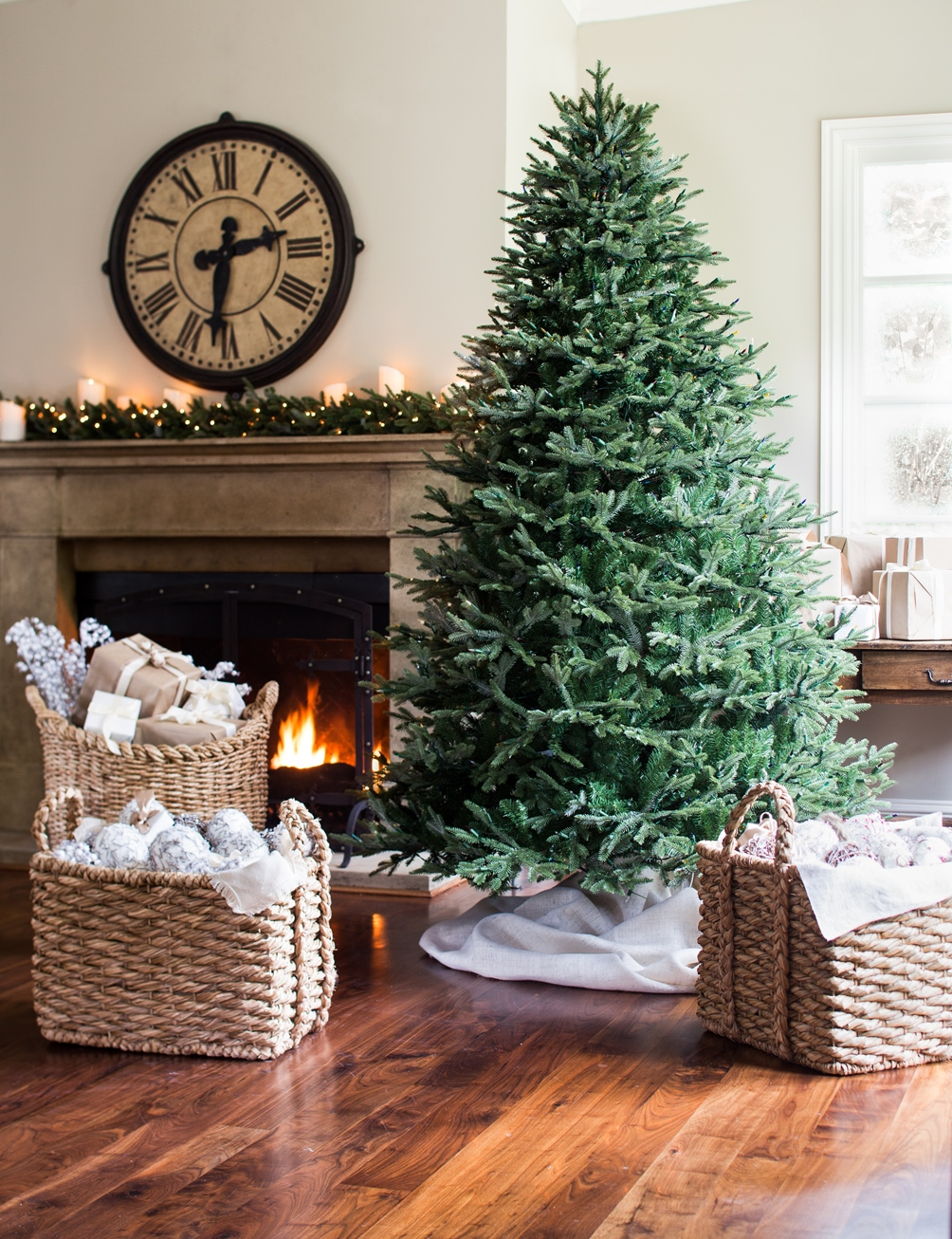 Undecorated BH Fraser Fir®