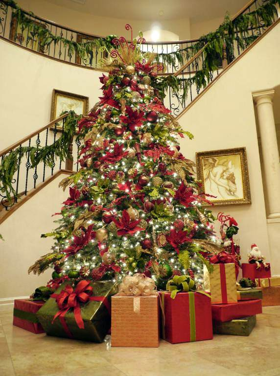 Celebrating the holidays with balsam hill s best trees