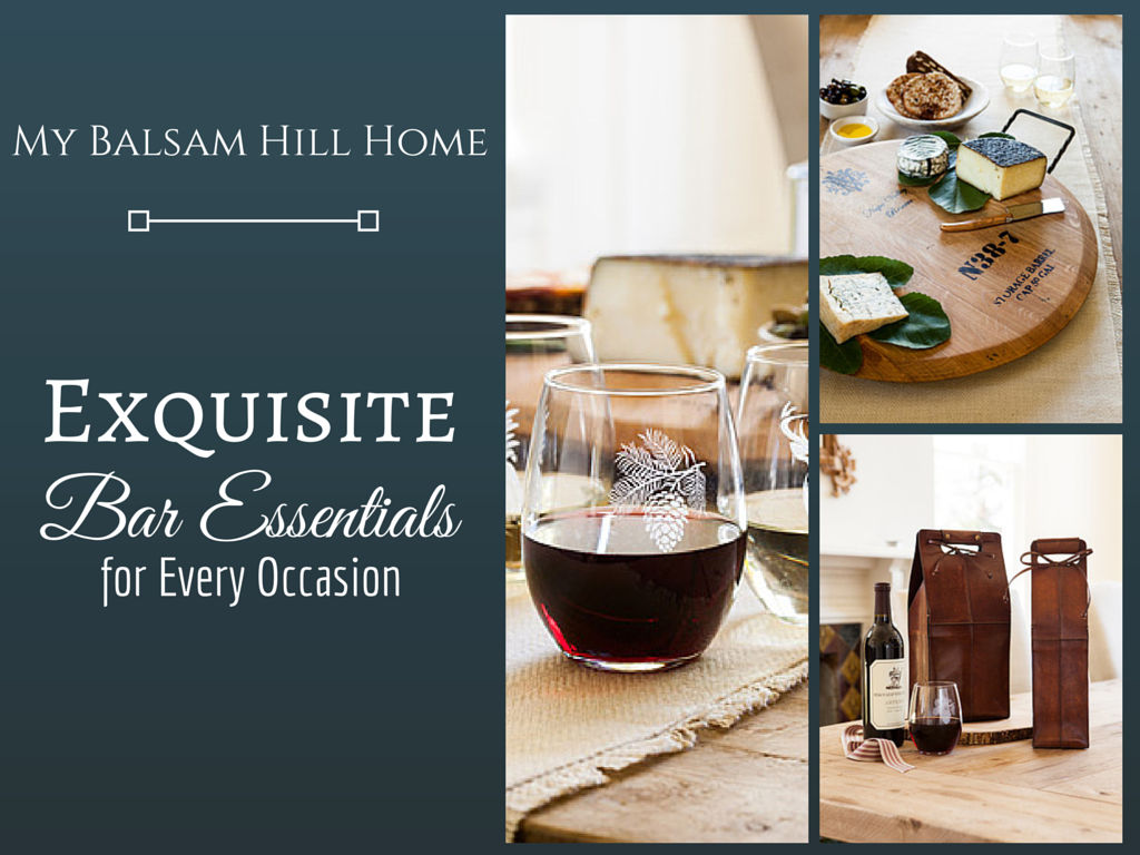 Exquisite Bar Essentials