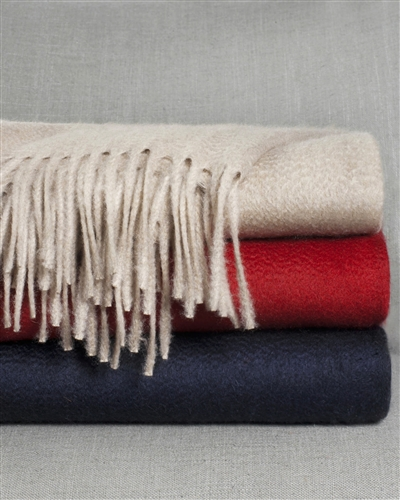 Cashmere Blend Throws from Balsam Hill
