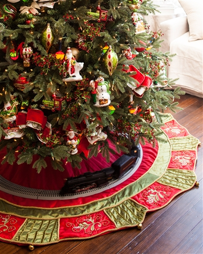 my balsam hill home classic christmas flair - Classic Christmas Trees