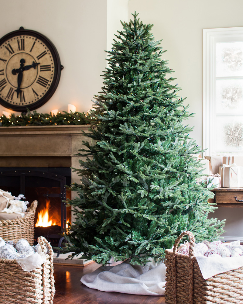 Artificial Fir Christmas Trees