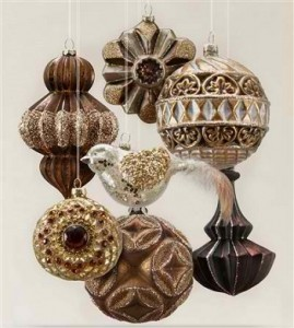 Gramercy Park Ornaments by Balsam Hill