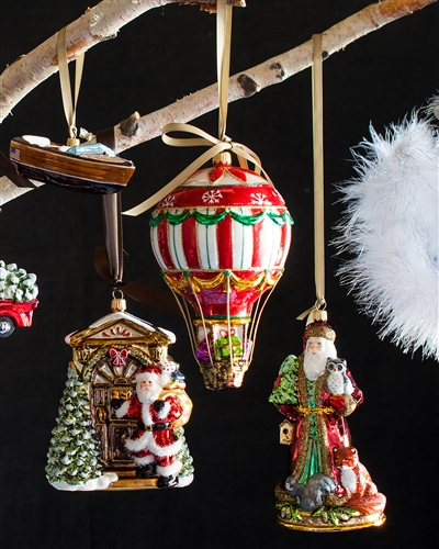 European Glass Ornaments from Balsam Hill