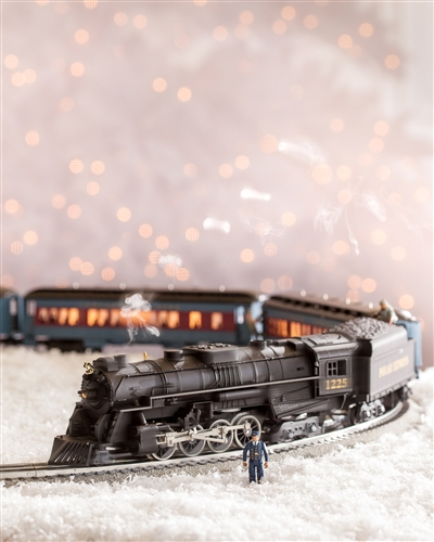 Polar Express Toy Train