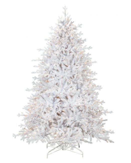 Snowflake And Sparkle Christmas Decorating Theme Balsam