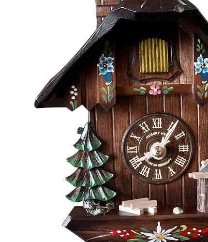 Balsam Hill Handcrafted Items - Classic German Cuckoo Clock