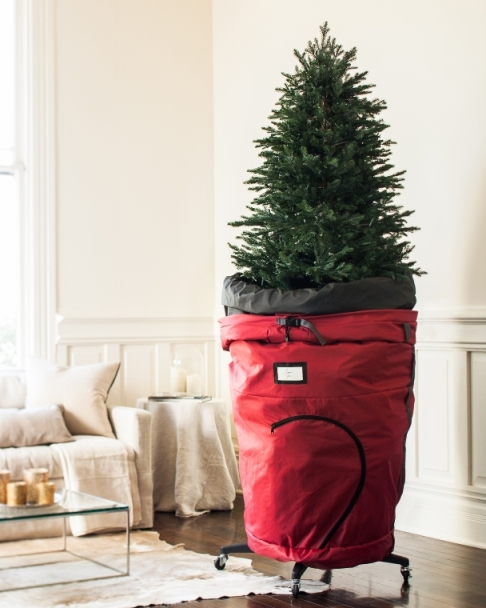 Balsam Hill Rolling Christmas Tree Storage Bag