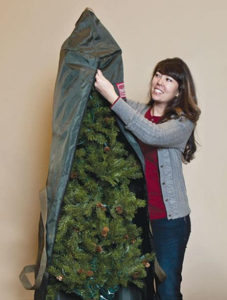 TreeKeeper Foyer Tree Bag from Balsam Hill