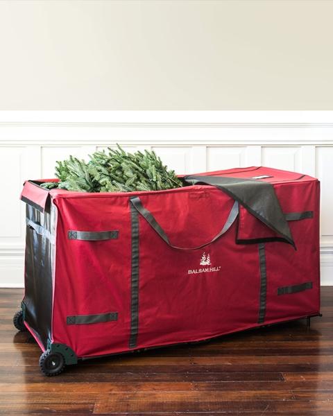 Balsam Hill Rolling Multipurpose Greenery Bag