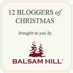 12 Bloggers of Christmas by Balsam Hill Artificial Christmas Trees
