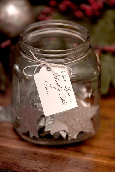 wish upon a shooting star jar