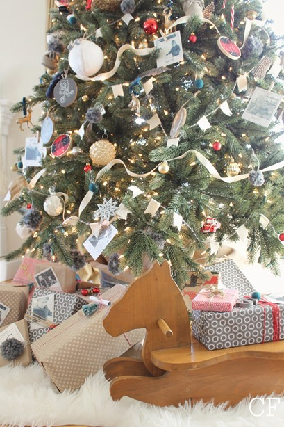 Gifts under Balsam Hill's Vermont White Spruce™ Tree