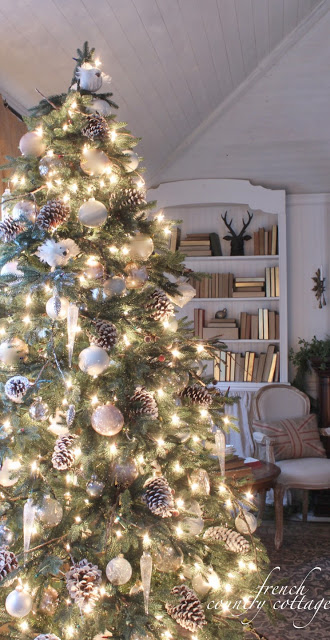 Courtney of French Country Cottage's Colorado Mountain Spruce