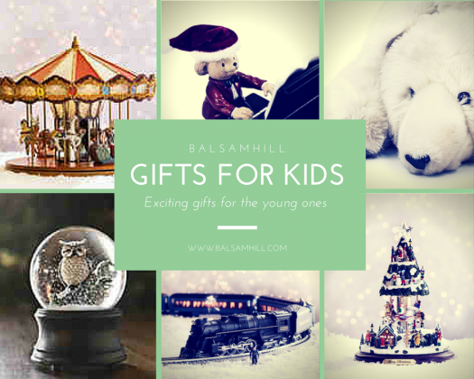 holiday gifts for kids by Balsam Hill