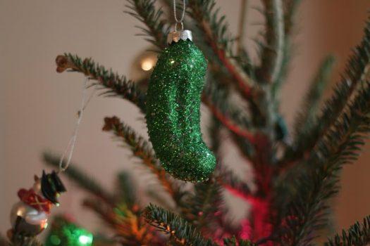 Jeff Christmas Memory Pickle