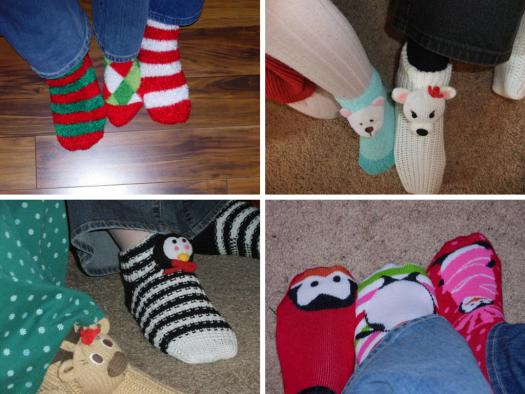 April's Socks
