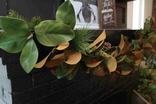 Magnolia Leaf Garland from Balsam Hill