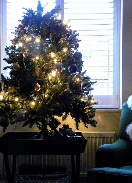 Carole King's Vancouver Spruce Christmas Tree