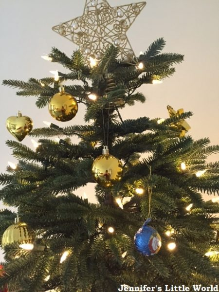Jennifer Jain's European Silver Fir Christmas Tree