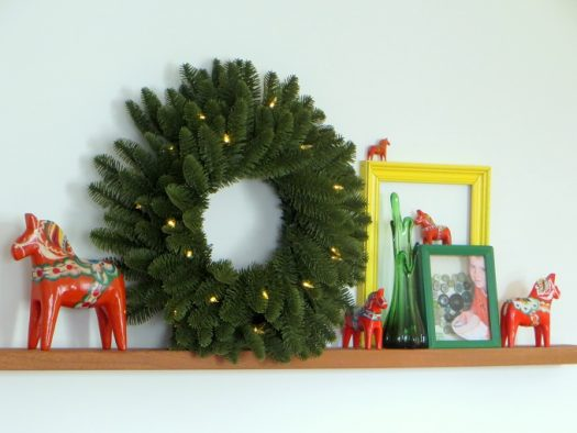 Daisy Jones' Noble Fir Christmas Wreath