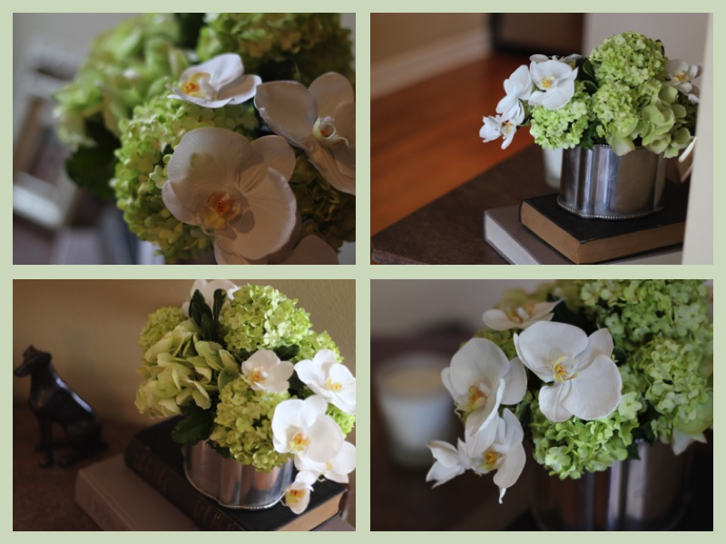 Spring flower arrangement by Balsam Hill