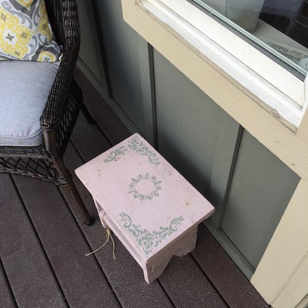 Summer Housewalk - Dagmar's porch