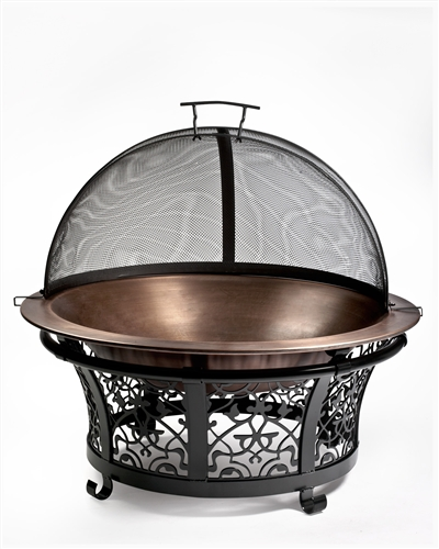 Balsam Hill's Outdoor Fire Pit