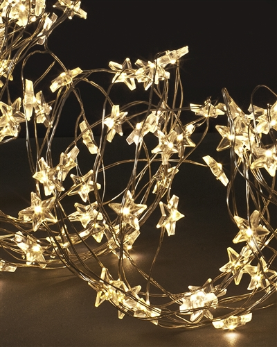 LED Star String Lights from Balsam Hill