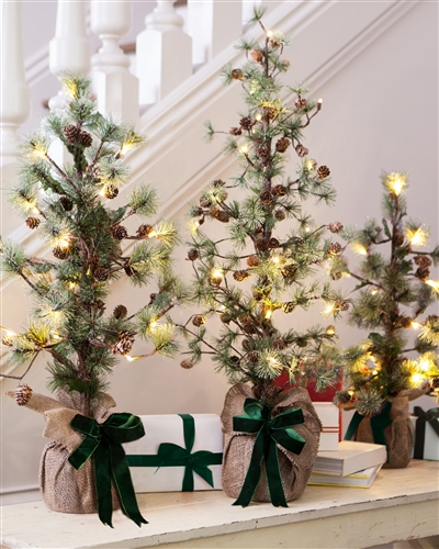 How To Choose The Best Tabletop Christmas Tree Balsam Hill
