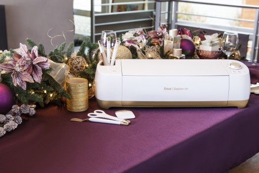The versatile Cricut Explore Air makes crafting easy and fun