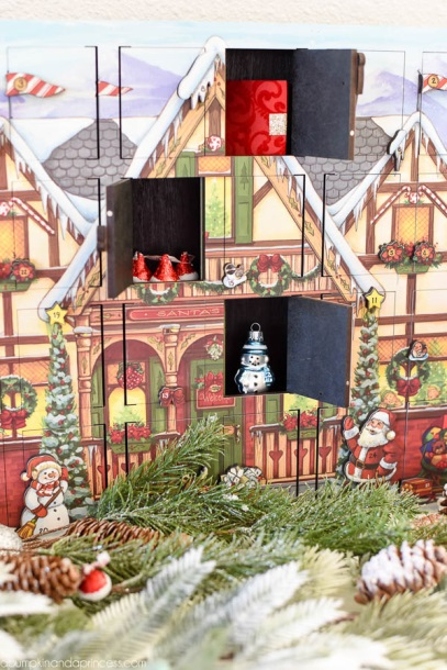 North Pole Musical Advent Calendar