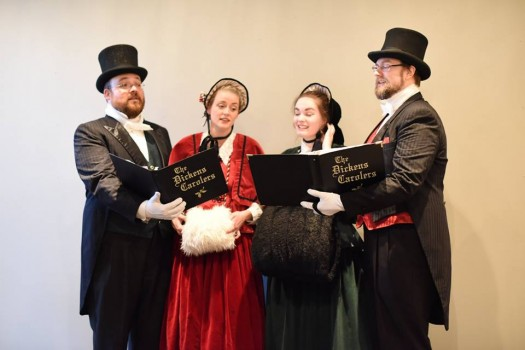 The Dickens Carolers, Seattle's premier Victorian caroling group